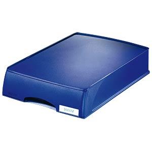 Briefkorb A4 Plus mit Schublade, blau LEITZ 52100035