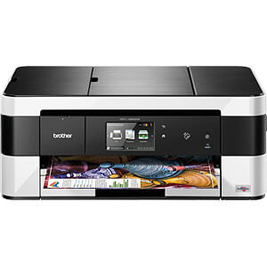Drucker, Tinte, 4 in 1, WLAN, LAN BROTHER MFCJ4620DWG1