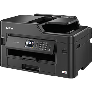 Drucker, Tinte, 4 in 1, WLAN, LAN, Duplex BROTHER MFCJ5330DWG1