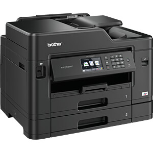 Drucker, Tinte, 4 in 1, WLAN, LAN, Duplex, ink. UHG BROTHER MFCJ5730DWG1