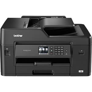 Drucker, Tinte, 4 in 1, A3, WLAN, LAN, Duplex BROTHER MFCJ6530DWG1