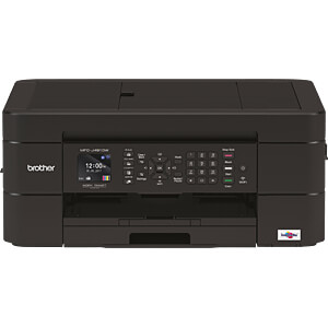 Drucker, Tinte, 4 in 1, WLAN, Duplex BROTHER MFCJ491DWG1