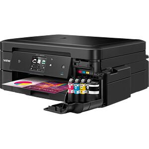 Drucker, Tinte, 4 in 1, WLAN, LAN, Duplex, ink. UHG BROTHER MFCJ985DWG1