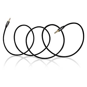 Audio Kabel, 3,5 mm Stereo Klinkenstecker, 1 m DELEYCON MK-MK140