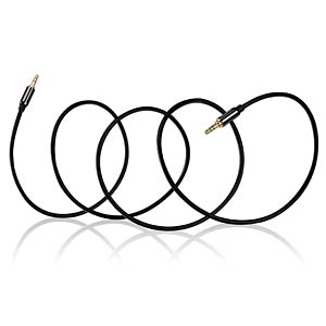 Audio Kabel, 3,5 mm Stereo Klinkenstecker, 2 m DELEYCON MK-MK142