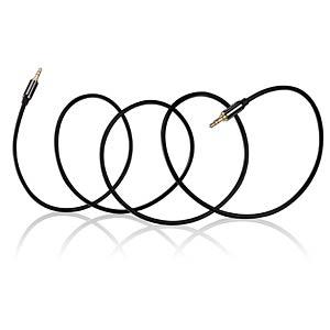 3.5 mm, jack, plug/plug 5.00 m DELEYCON MK-MK144
