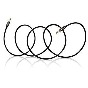 Audio Kabel, 3,5 mm Stereo Klinkenstecker, 10 m DELEYCON MK-MK321
