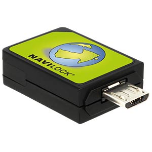 GPS Empfänger / micro USB NAVILOCK 60134