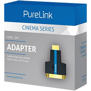 HDMI/DVI adapter - cinema series PURELINK CS020