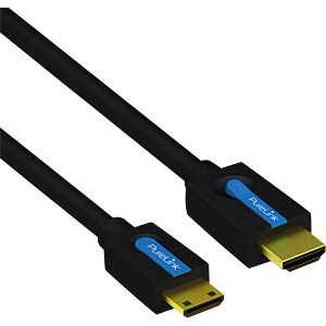 HDMI/Mini HDMI Kabel - Cinema Serie 2,00 m PURELINK CS1100-020