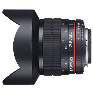 14mm F2.8 ED AS IF UMC Canon SAMYANG