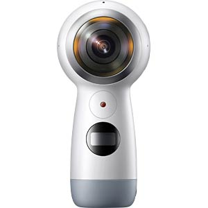 360° VR Cam for 4k recordings SAMSUNG SM-R210NZWADBT