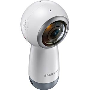 Action Cam, 4k Ultra HD, Gear 360, 360°-VR SAMSUNG SM-R210NZWADBT
