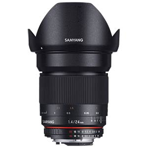 24mm F1.4 ED AS IF UMC Sony E-Mount SAMYANG