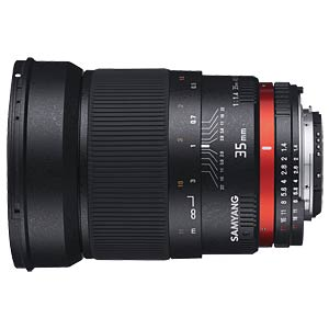 35mm F1.4 AS UMC Sony E-Mount SAMYANG
