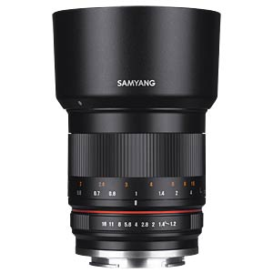 50mm F1.2 ED AS UMC CS Sony E-Mount SAMYANG