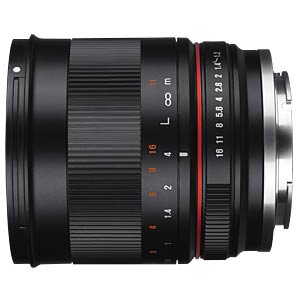 50mm F1.2 ED AS UMC CS MFT SAMYANG