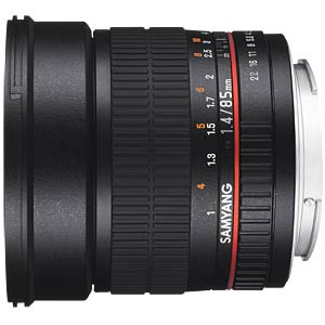 85mm F1.4 AS IF UMC Canon SAMYANG