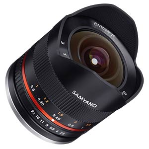 8mm F3.5 UMC FISH-EYE II Canon SAMYANG