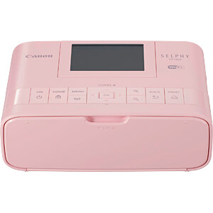 Fotodrucker, 300 x 300 dpi, pink CANON 2236C002