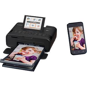 Fotodrucker, 300 x 300 dpi, schwarz CANON 2234C002