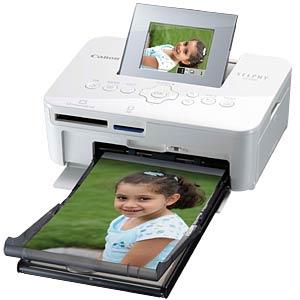 Fotodrucker, weiß CANON 0011C012