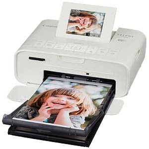Photo printer, white CANON 0600C002