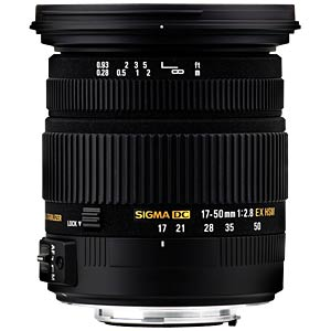 17 - 50 mm 2.8 EX DC OS HSM for Canon SIGMA 583954