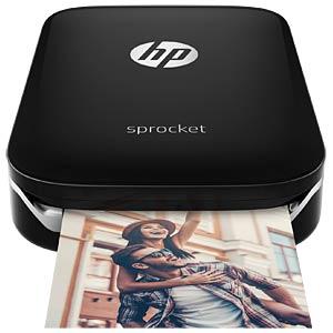 Fotodrucker, schwarz HEWLETT PACKARD X7N08A
