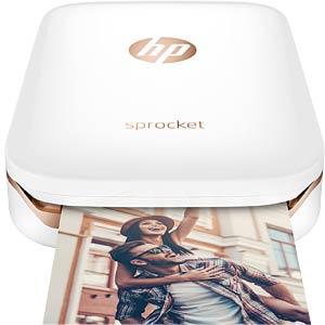 Vorschaubild von HP SPROCKET WS - Fotodrucker, weiß