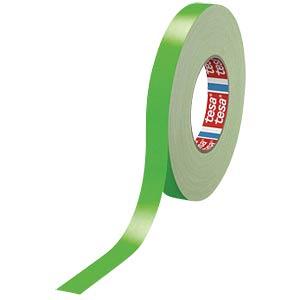 Gewebeband tesaband® Premium, offenes Gewebe, 25 mm, grün TESA 04651-00530-00