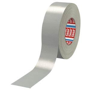 Gewebeband tesaband® Premium, offenes Gewebe, 50 mm, grau TESA 04651-00538-00