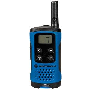 Motorola PMR SET - blauw MOTOROLA 188035