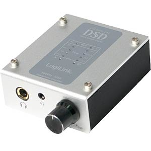 384 kHz / 32 bit DSD USB Audio DAC LOGILINK UA0271