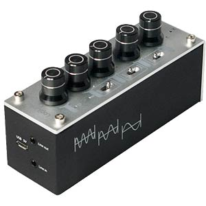 384 kHz / 32 bit DSD USB Audio DAC LOGILINK UA0273