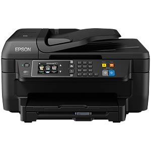 4-in-1 multifunctional printer with WIFI, duplex EPSON C11CF77402