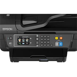 4in1 Multifunktionsdrucker mit WLAN, Duplex EPSON C11CF77402