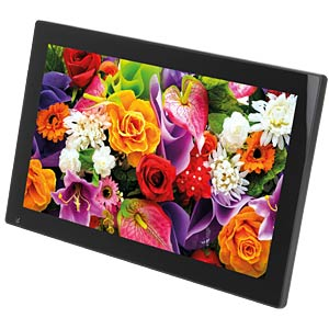 "Digital photo frame — 47 cm (18.5"") end customer hotline 040 / 7 XORO XOR107354"