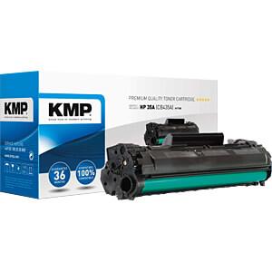 Inkt - HP - zwart - 35A - rebuilt KMP PRINTTECHNIK AG 1210,0000