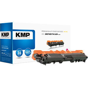 Toner - Brother - magenta - TN-242M - komp. KMP PRINTTECHNIK AG 1248,0006