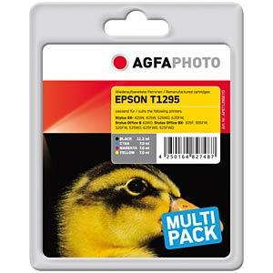 Tinte - Epson - Multipack - T1295 - refill AGFAPHOTO APET129SETD