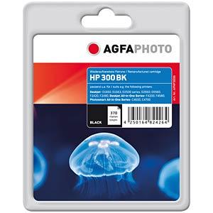 Tinte - HP - schwarz - 300 - refill AGFAPHOTO APHP300B