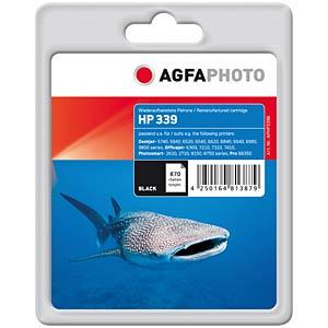 Tinte - HP - schwarz - 339 - refill AGFAPHOTO APHP339B