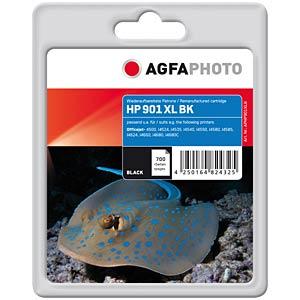 Tinte - HP - schwarz - 901XL- refill AGFAPHOTO APHP901XLB