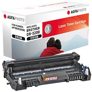 Drum unit for Brother HL 5340 AGFAPHOTO APTBDR3200E