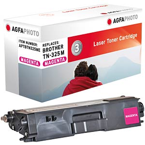 Toner for Brother HL-4150, magenta AGFAPHOTO APTBTN325ME