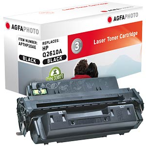 Toner for HP LaserJet 2300, black AGFAPHOTO APTHP10AE
