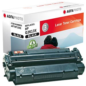 Toner for HP LaserJet 1300, black AGFAPHOTO APTHP13XE