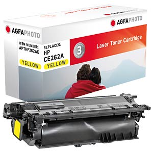 Toner for HP Color CP4025, yellow AGFAPHOTO APTHP262AE