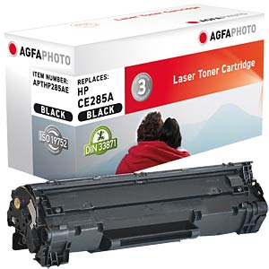 Toner for HP LaserJet P1002, black AGFAPHOTO APTHP285AE